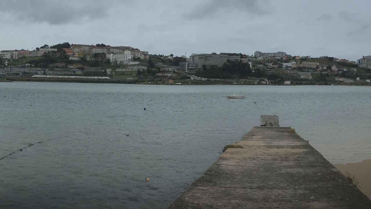 Ausencia de incidencias en el primer día tras el aviso de que el 092 comenzaría a multar en el entorno del Santa María del Mar