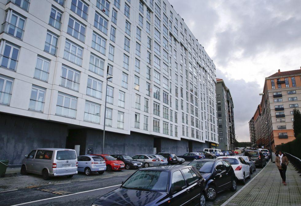 La Xunta ya posee pisos para alquiler social, a través del IGVS, en Novo Mesoiro.