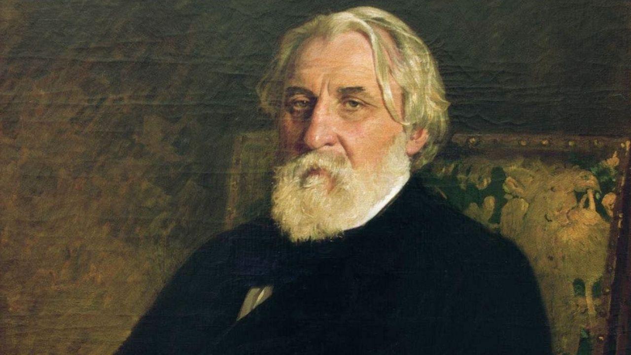 El escritor ruso Iván Turguénev es también autor de títulos recientemente traducidos al castellano como la novela corta «Dos amigos»