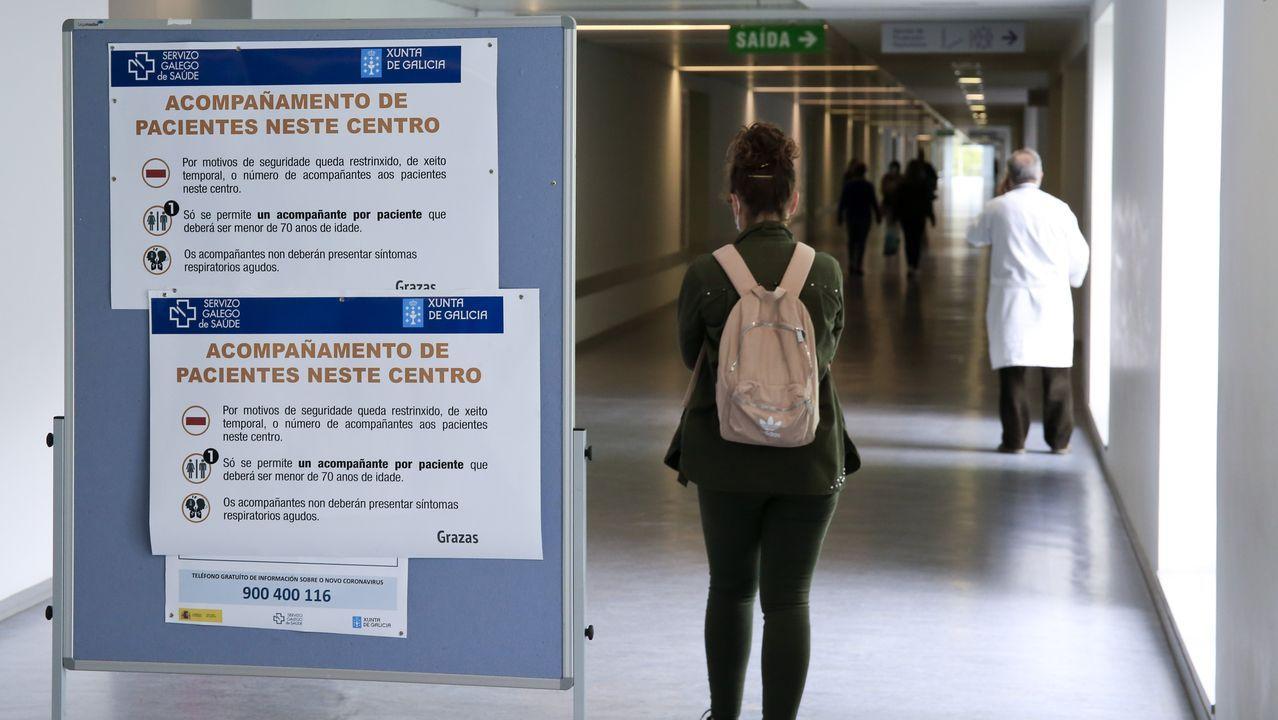 Las restricciones para las visitas a los pacientes en el HULA siguen en vigencia