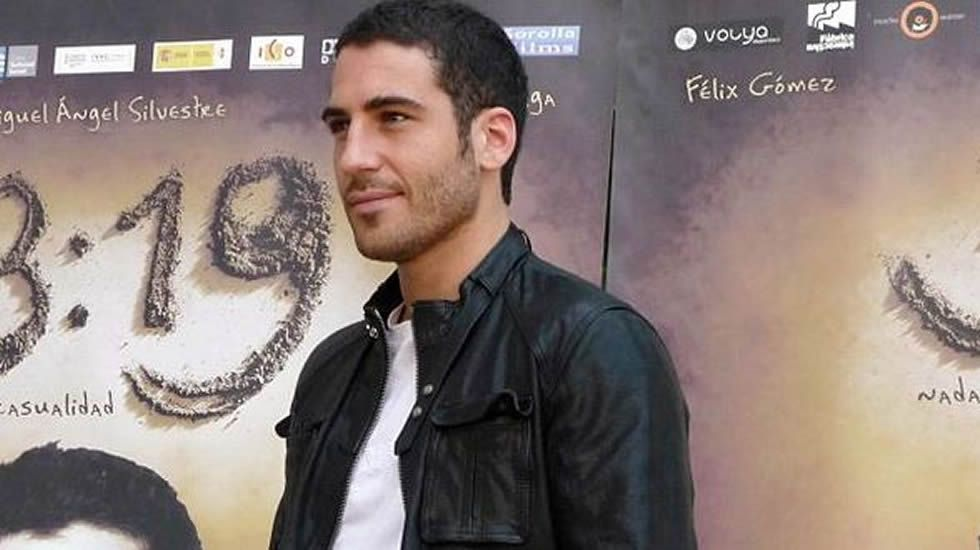 Descubrimos el nuevo amor de Miguel Ángel Silvestre.Netflix estrena «Criminal», un «thriller» grabado en cuatro países