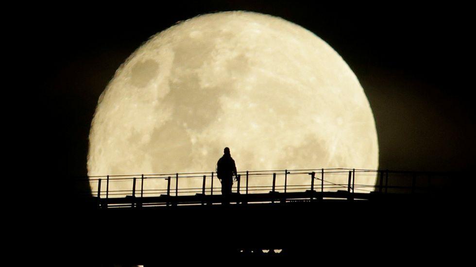 Así será la última superluna del año