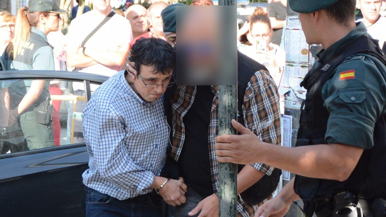 Oposiciones de la Xunta en el recinto ferial de Silleda