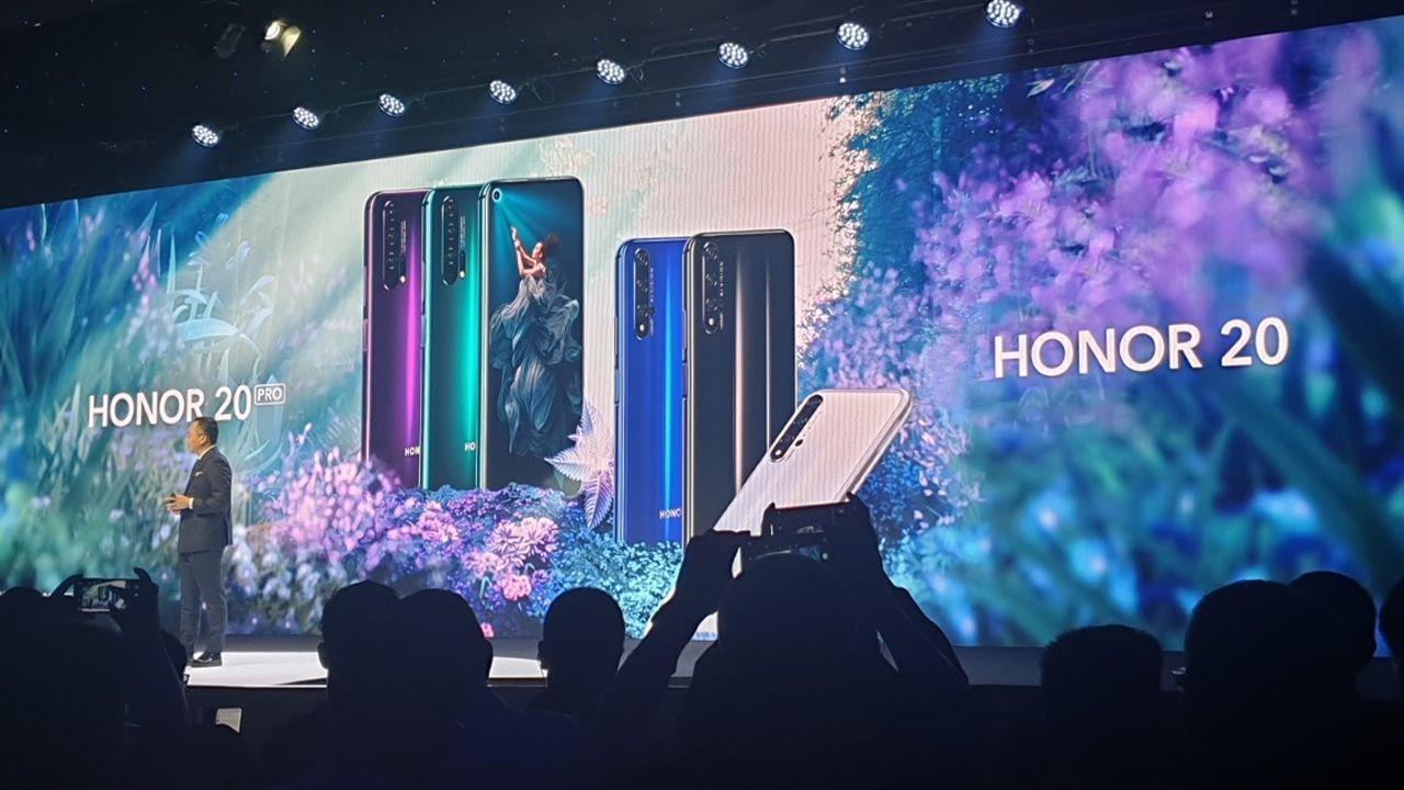 El nuevo tráiler de «El cuento de la criada».Presentación de Honor 20 de Huawei en Londres