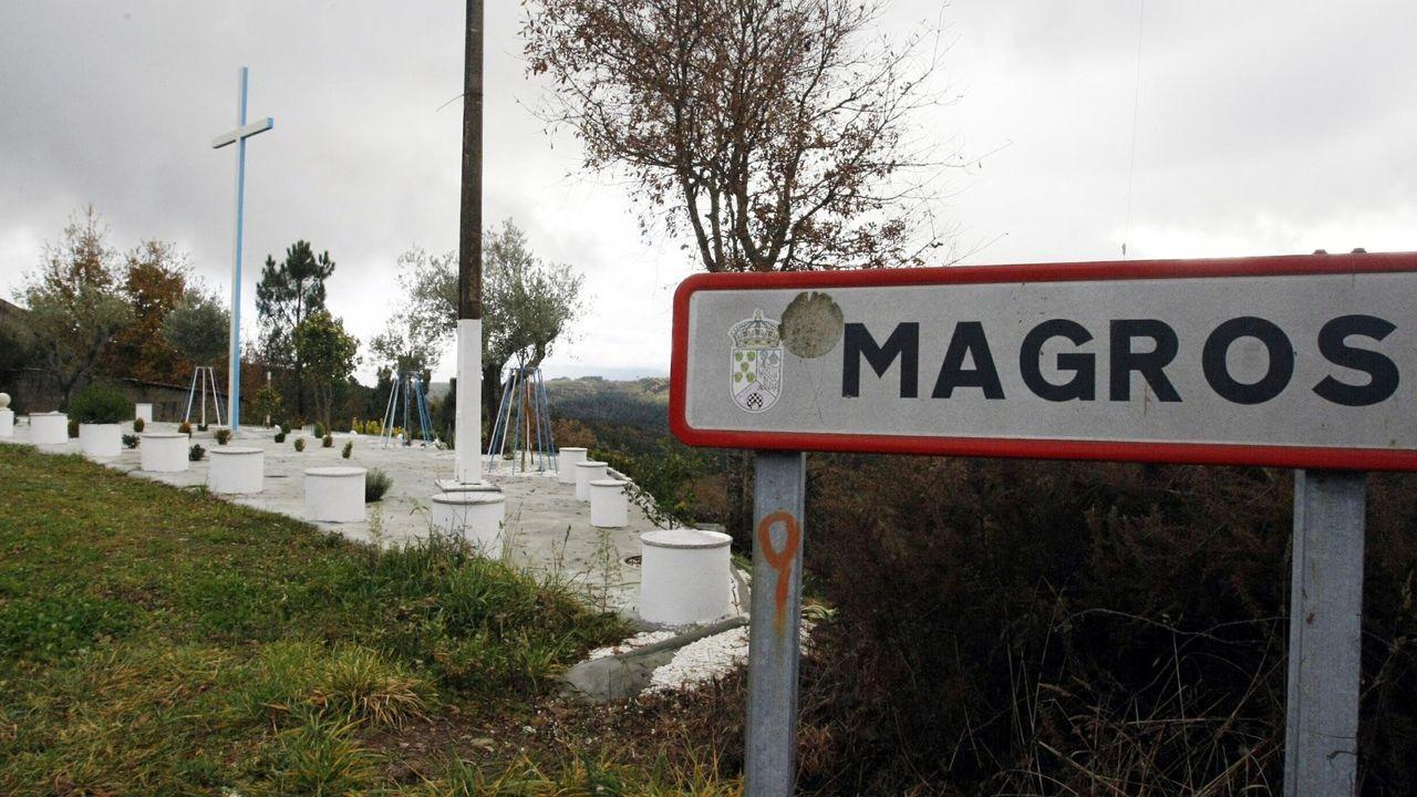 pantano, Corvera.Ayuntamiento de Lena