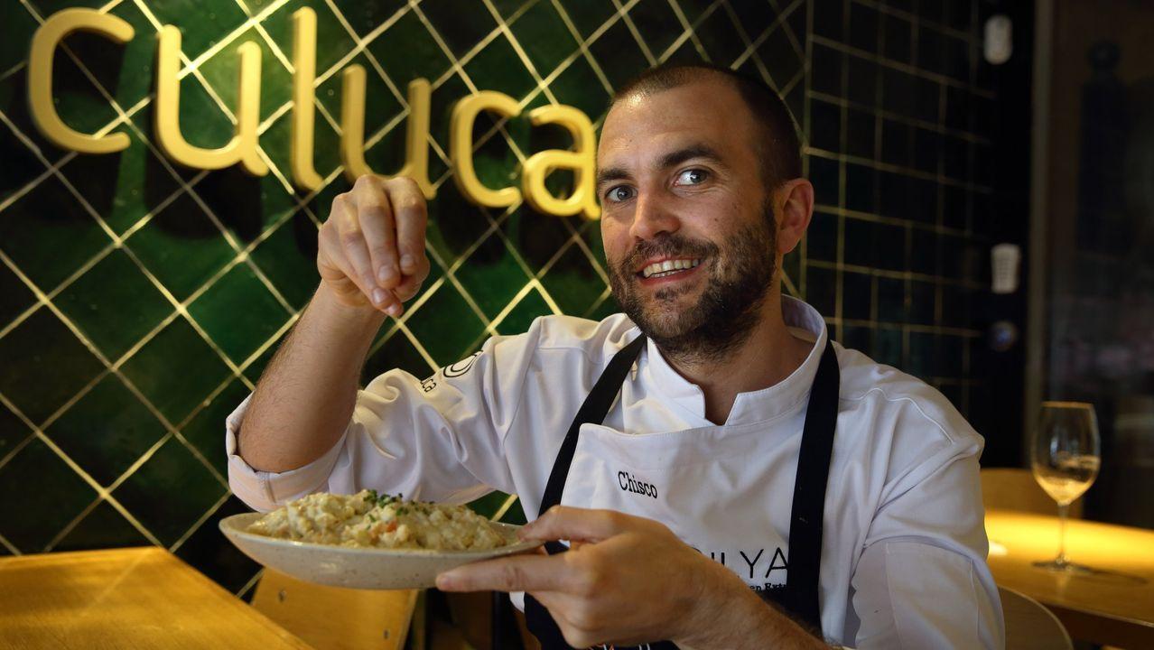 Vuelve la famosa ensaladilla del Culuca