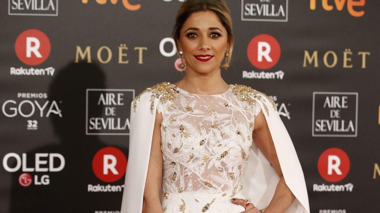 Maria Botto.La actriz Miriam Hernández