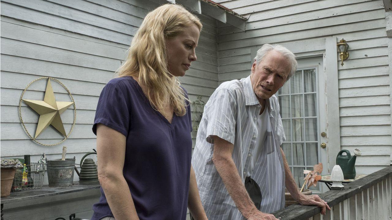 El octogenario Eastwood actúa y dirige el filme