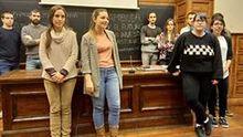 jóvenes investigadores científicos asturianos.Investigadores predoctorales en la Universidad de Oviedo