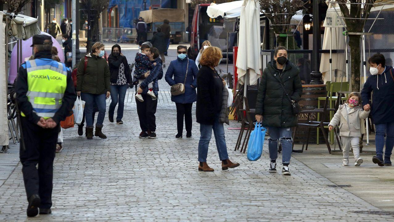 Las policías locales intensificarán la vigilancia para hacer cumplir las normas covid durante la Semana Santa