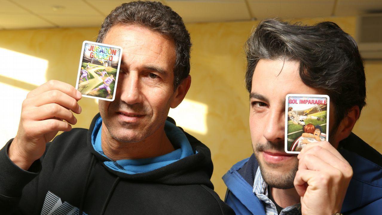 Gol Star, el juego de cartas que simula un partido de fútbol