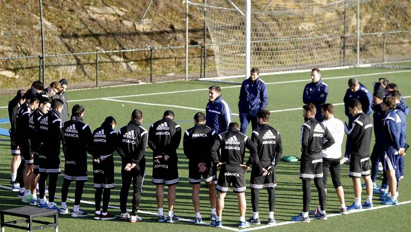 El Celta prepara la visita a Sevilla