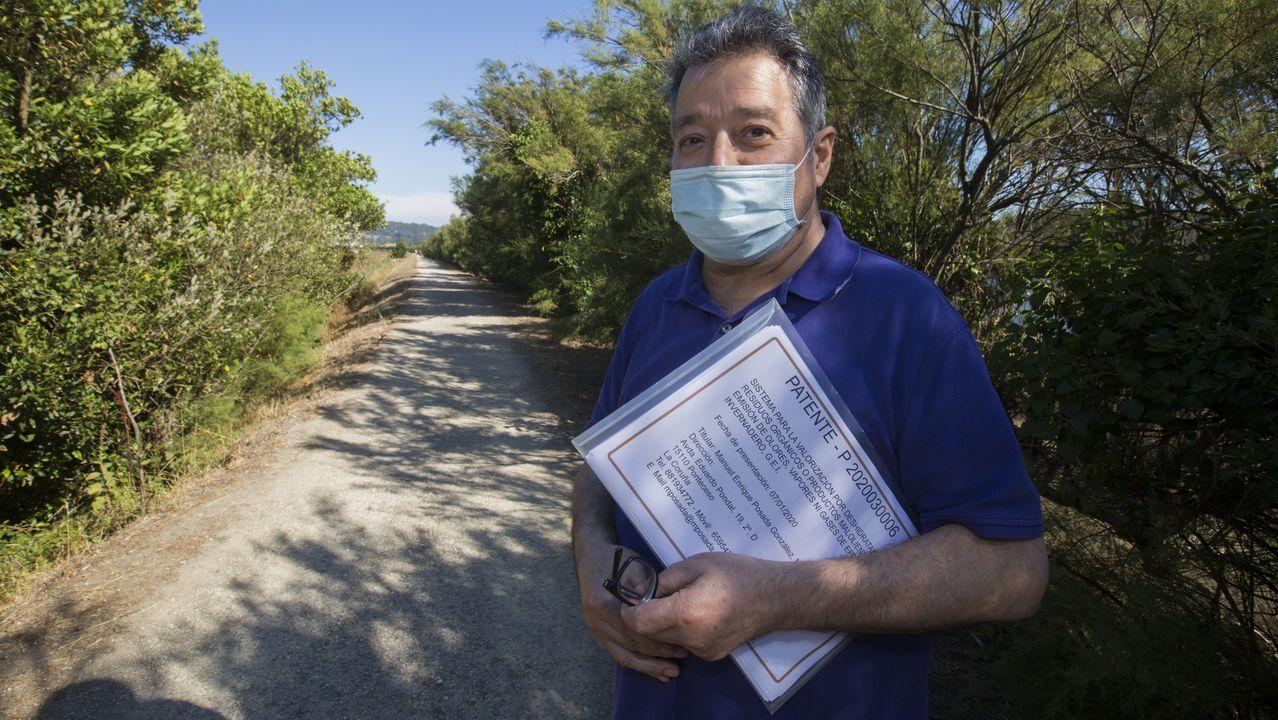 Manuel Enrique Posada ha realizado una solicitud de patente para un sistema de valorización de purines de ganado porcino