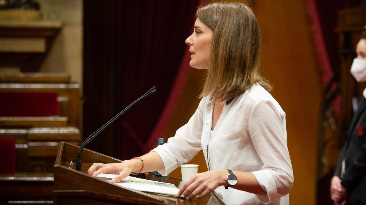 Jéssica Albiach de Catalunya en Comú