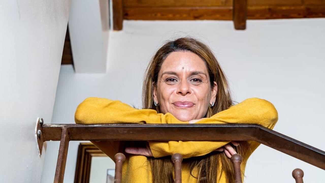 Leticia Sierra, autora de Animal