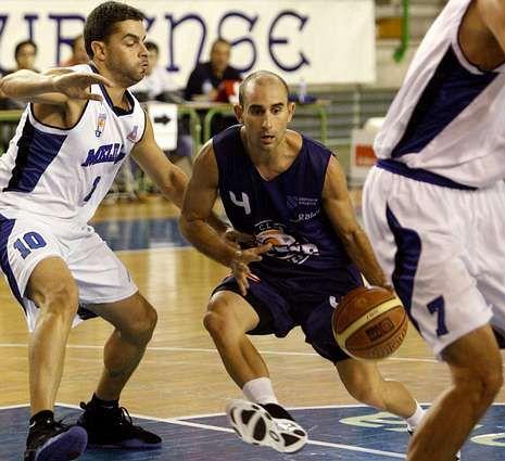 Los melillenses pasaron por Ourense en pretemporada.