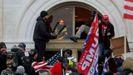Imágenes del asalto al Capitolio el 6 de enero del 2020