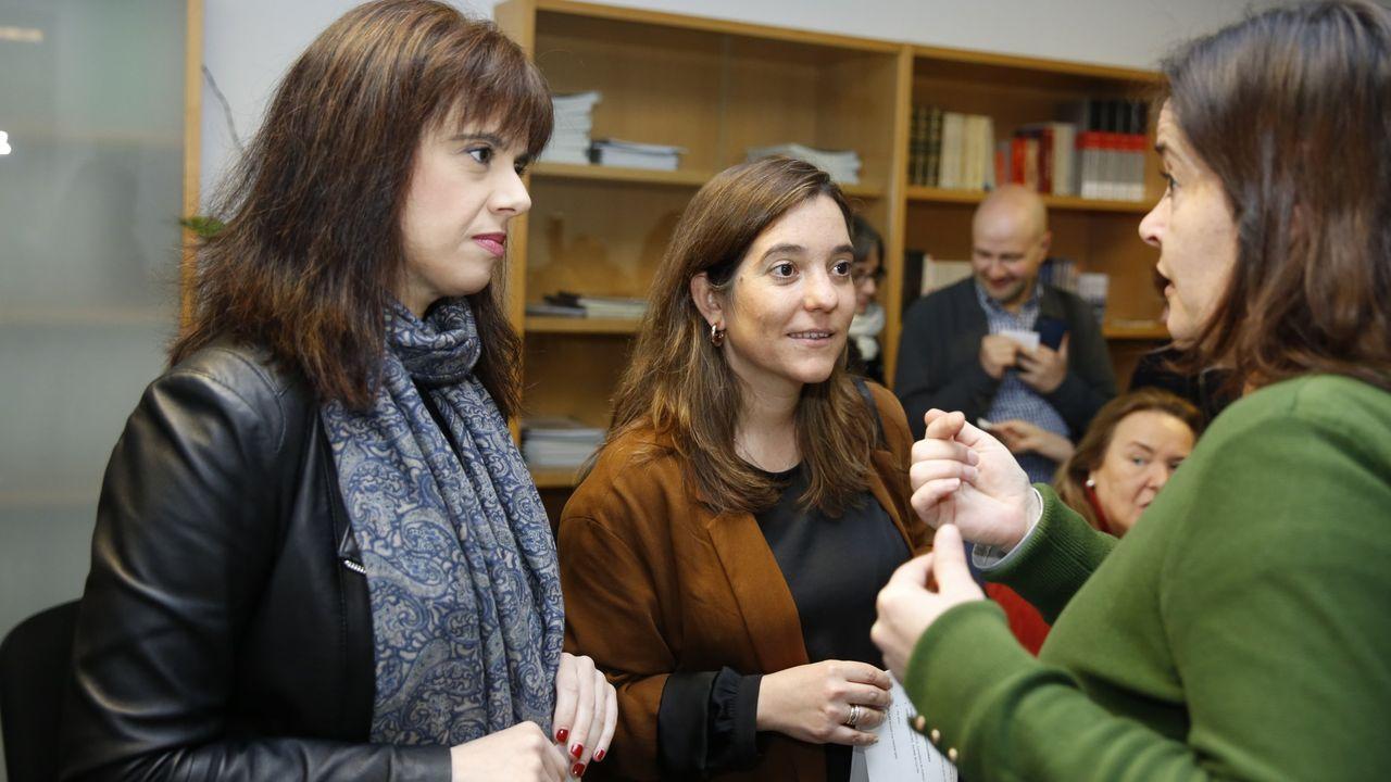 Imagen de archivo de Eva Martínez Acón e Inés Rey
