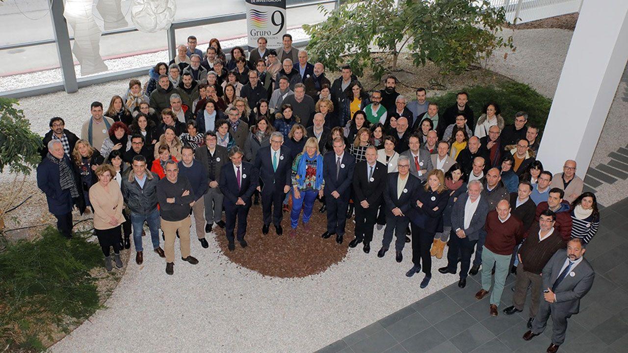 La Comisión Sectorial de Investigación del Grupo 9 de Universidades  se reunió en Mieres