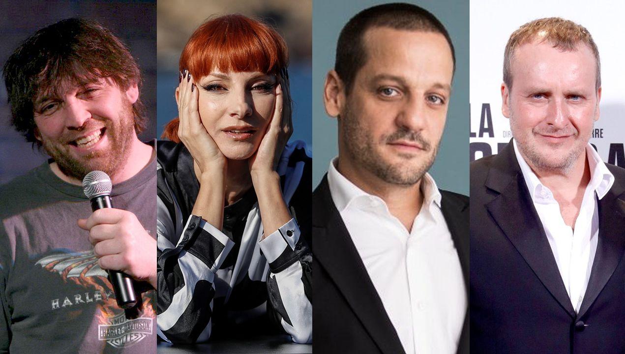 Hovik Keuchkerian, Najwa Nimri, Rodrigo de la Serna y Fernando Cayo, las nuevas incorporaciones de «La Casa de Papel»