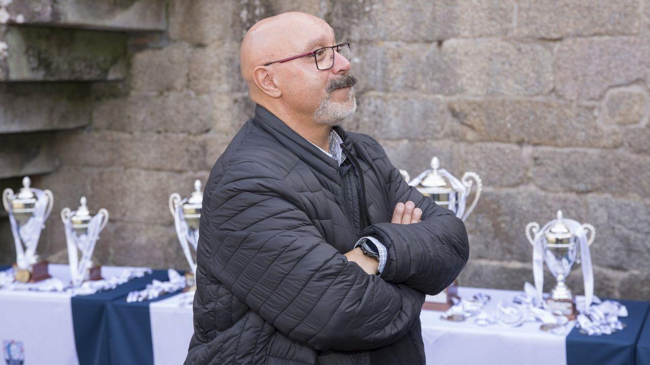 Manolo Corredoira, de la Federación