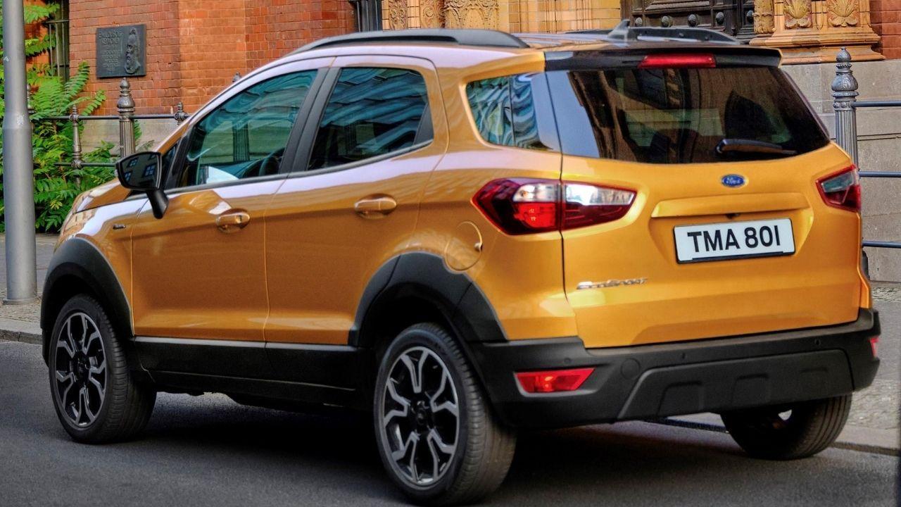 La nueva variante del popular SUV compacto EcoSport de Ford