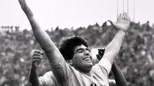 «La mano de Dios» de Maradona en México 86