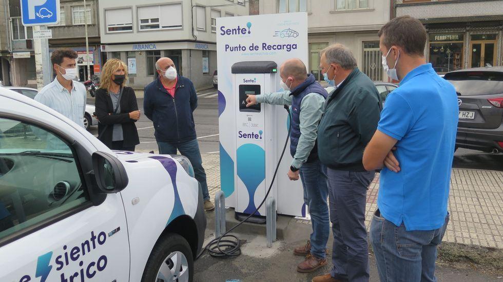 Hyundai Kona eléctrico, rápido y sin límites.Paula Echevarría y Miguel Torres