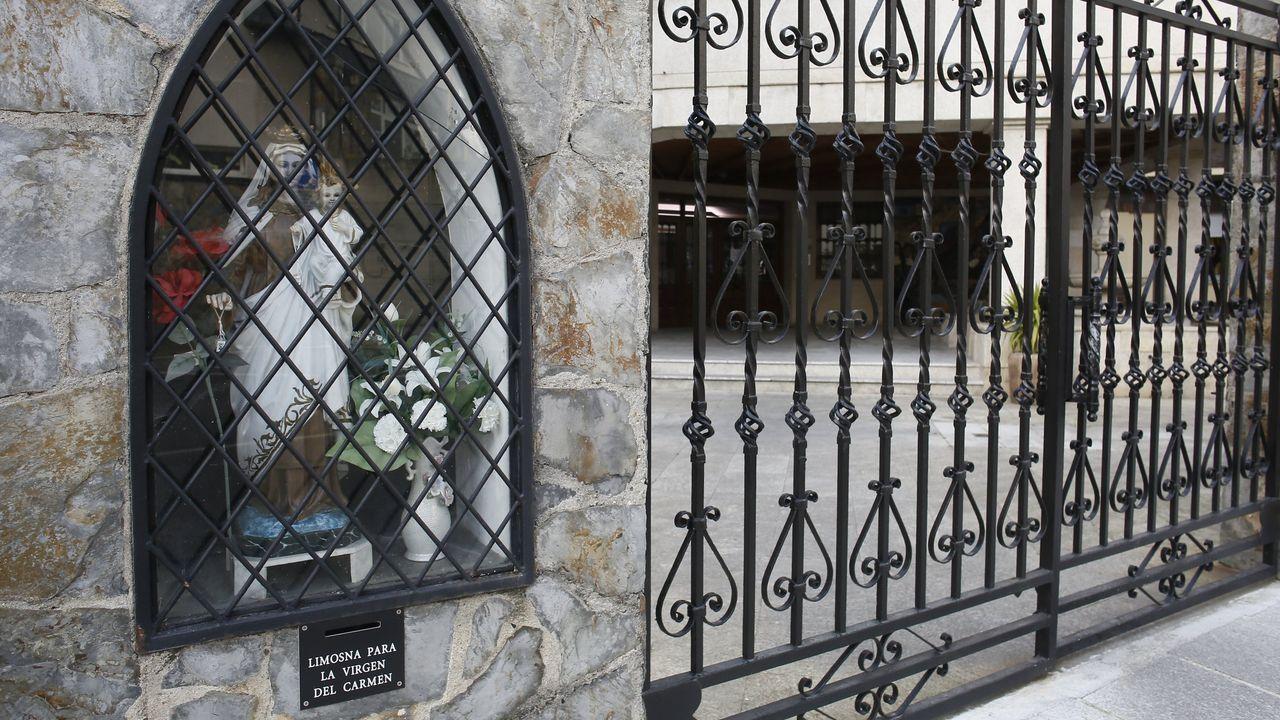 Cribado masivo en Viveiro.La residencia Betania, de Viveiro, permanece de nuevo cerrada a las visitas de familiares; su directora, sor Rosa, alaba la comprensión de usuarios y familias