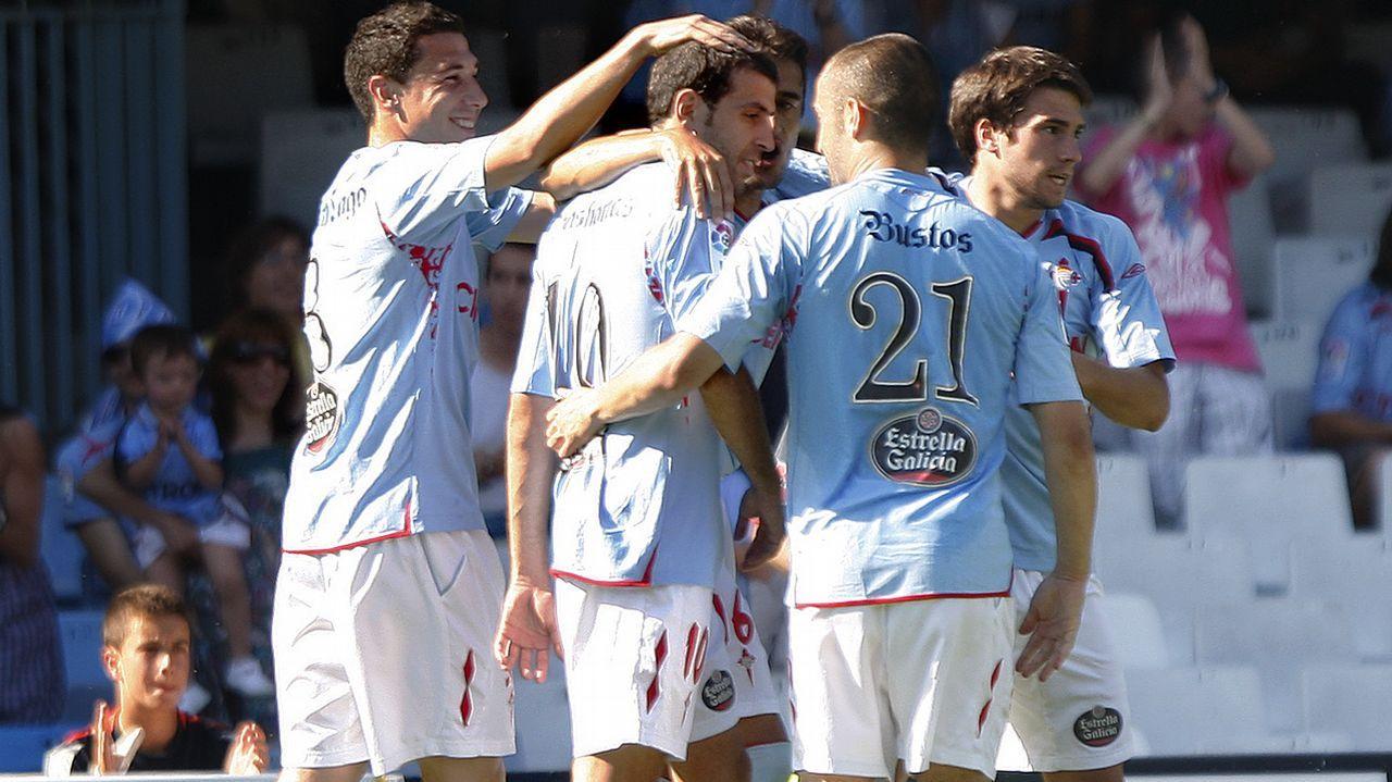 44 - Celta - Las Palmas (1-0) el22 de mayo del 2010