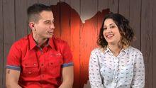 El chico del palillo y la avilesina Cristina tras su cita en First Dates