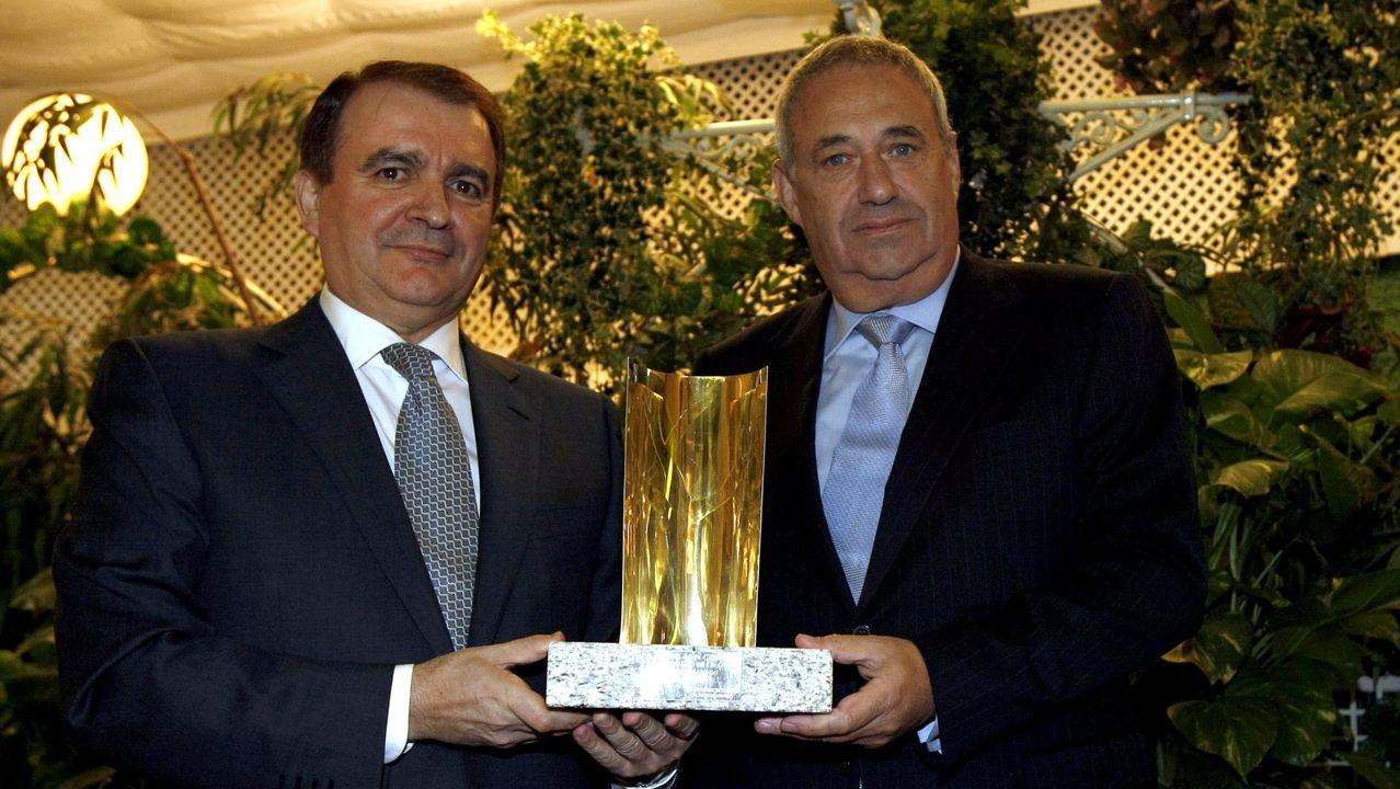 En el 2007 recibió el Castaño de Oro por su trayectoria