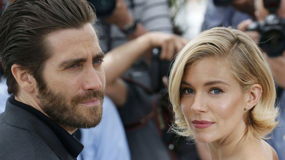 Jake Gyllenhaal y Sienna Miller, miembros del jurado