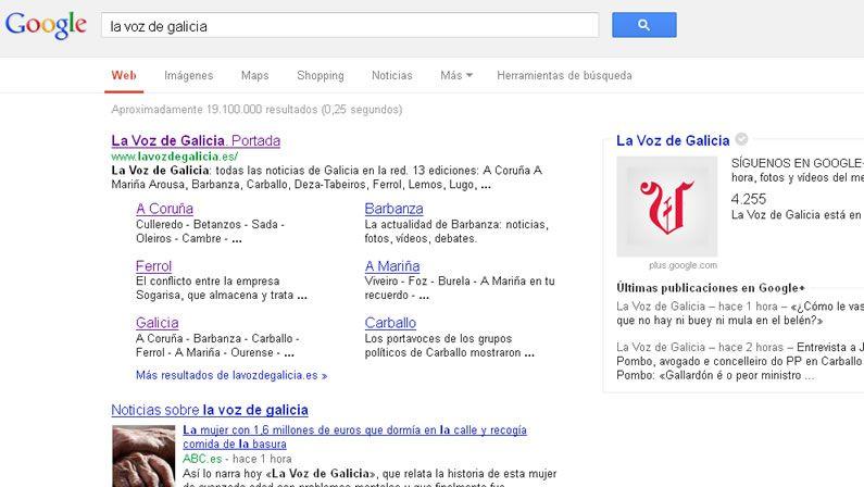 Búsquedas de Google.Nueva barra de herramientas de Google