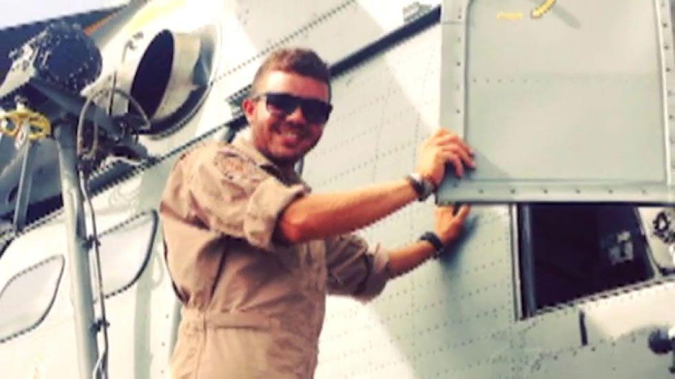 A salvo, aunque desparecidos, los militares del accidente de helicóptero.Restos del avión estrellado en Sudán del Sur
