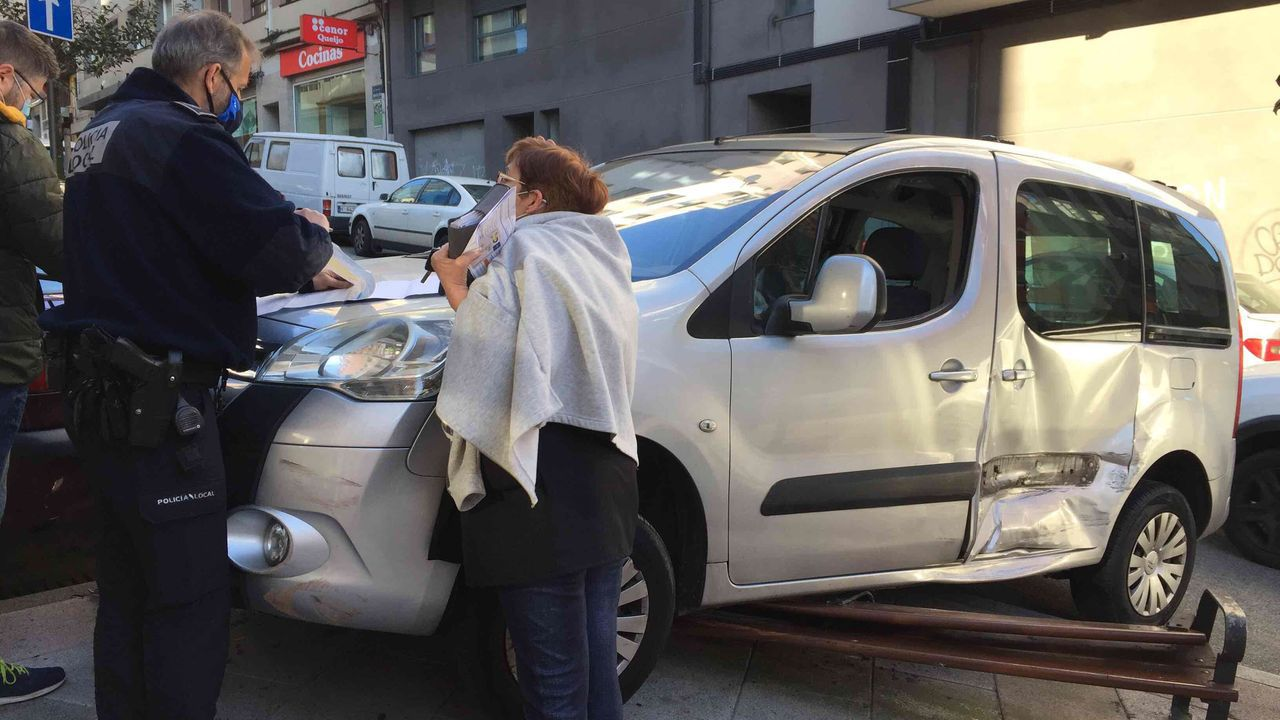 Un lucense se graba circulando a 190 km/h en una carretera con limitación de 90.Agentes de la Policía Local de Avilés