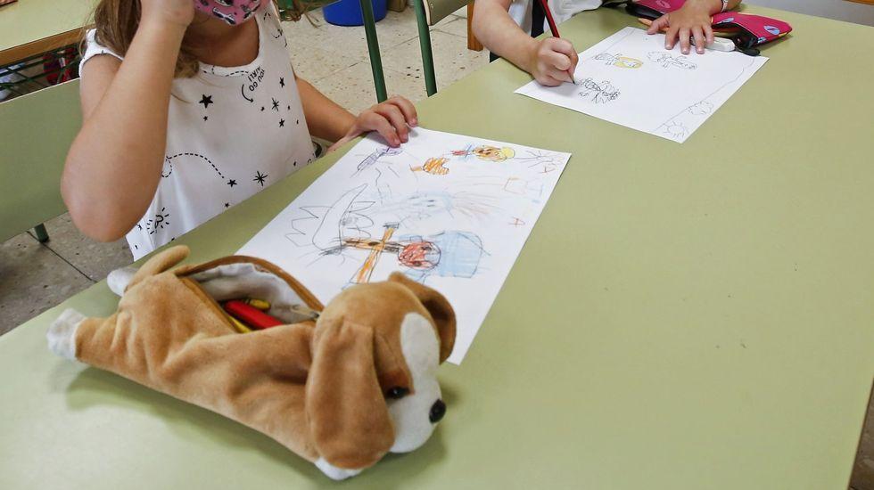 El coronavirus ha entrado en 70 centros educativos de Ourense