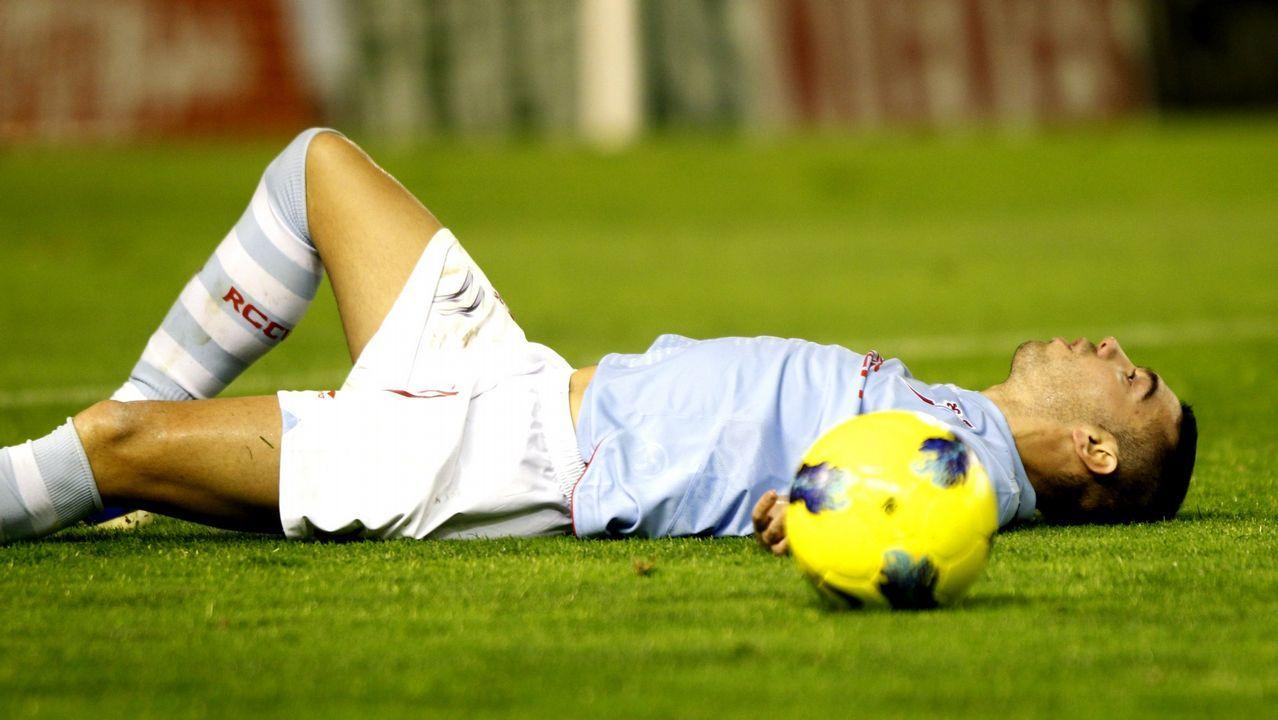 96 - Celta-Nástic (1-0) el 13 de enero del 2012