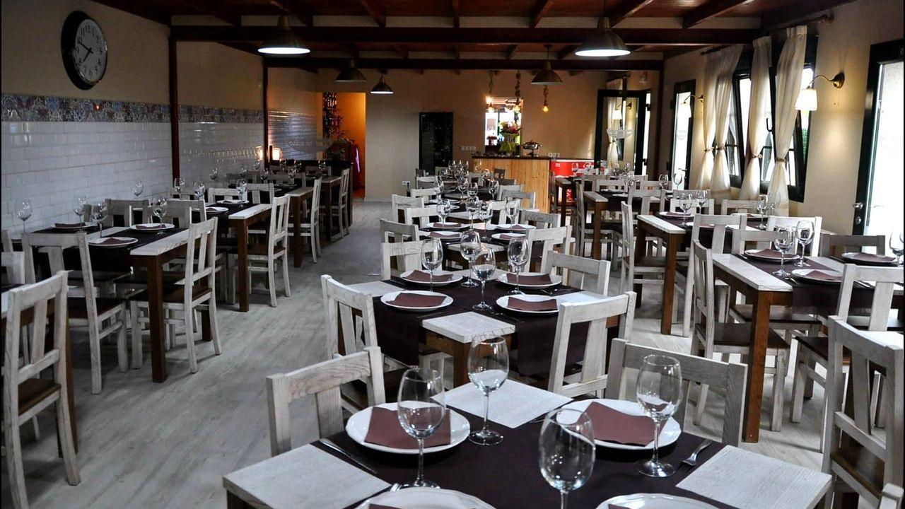 El restaurante Porto de Rinlo, un imprescindible en nuestra lista