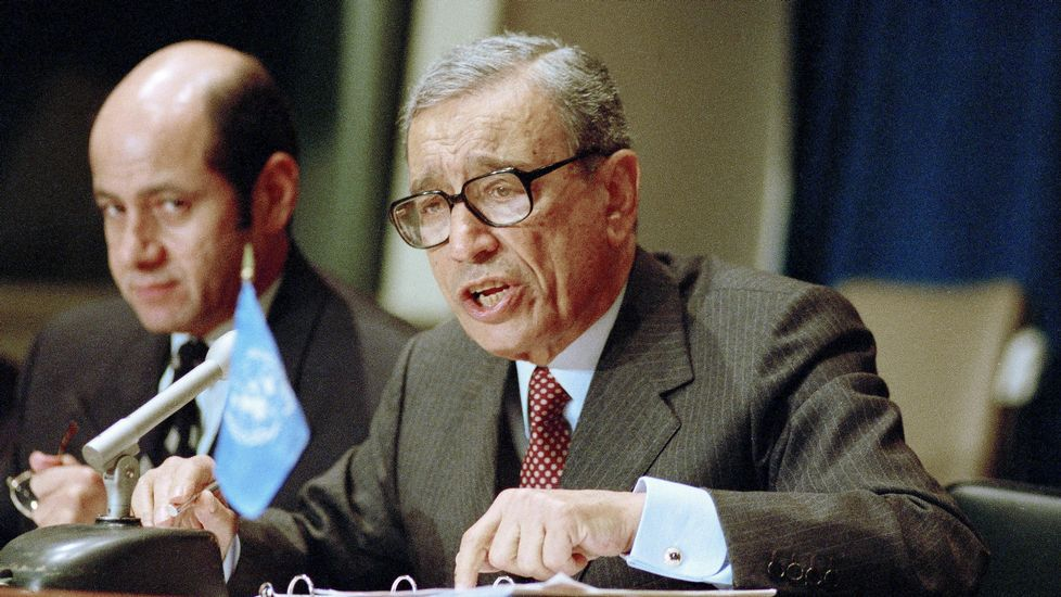 José Ramón Repullo, durante una rueda de prensa ofrecida el año pasado en Santiago