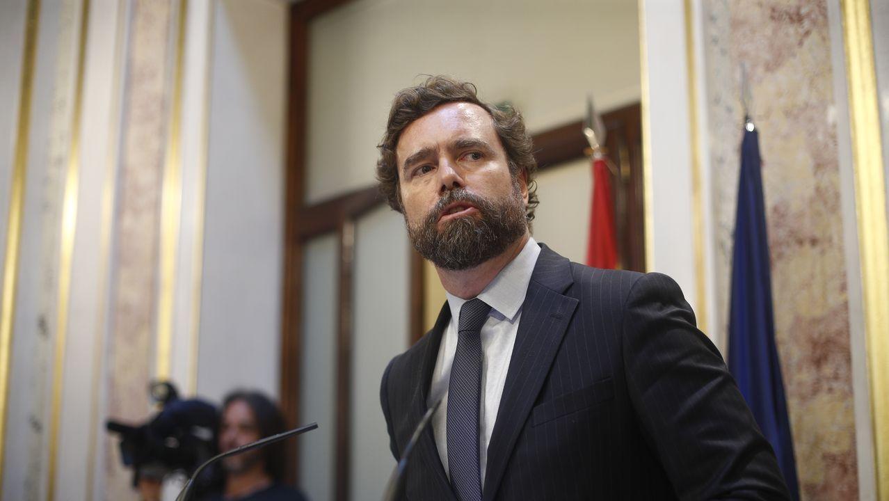 Javier López Madrid, exconsejero delegado del Grupo Villar Mir