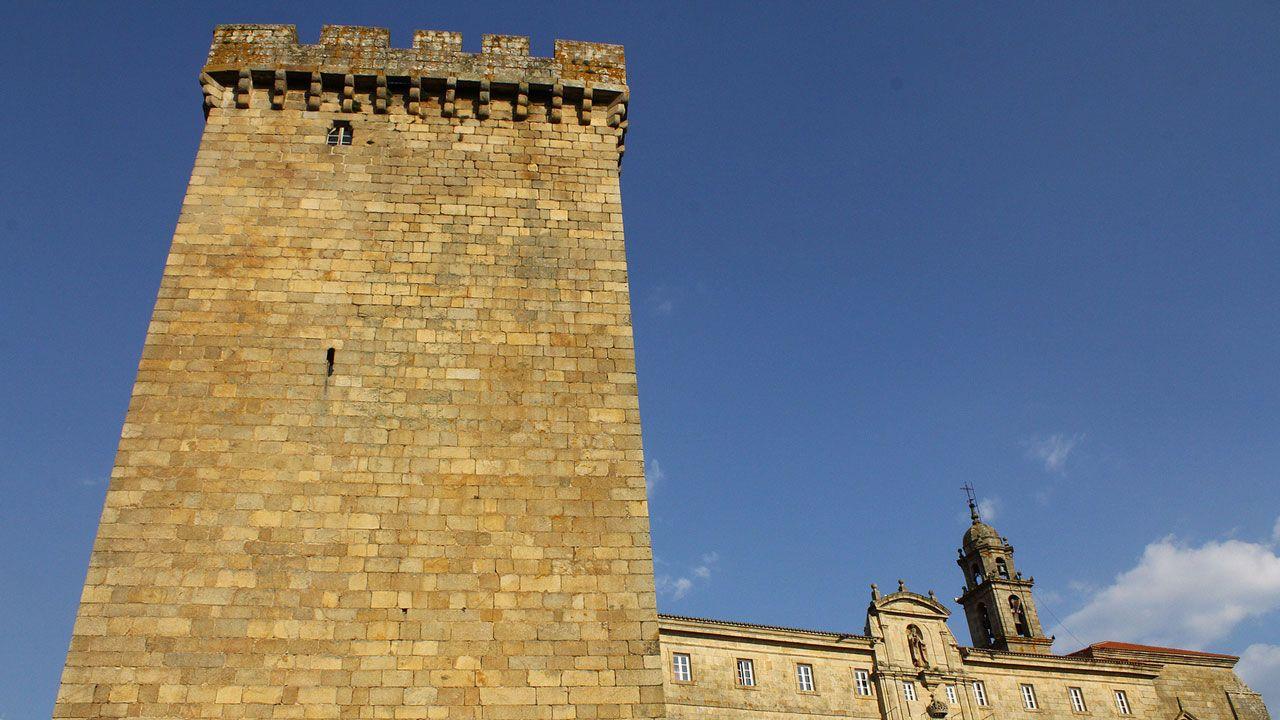 Torre del Homenaje de Monforte