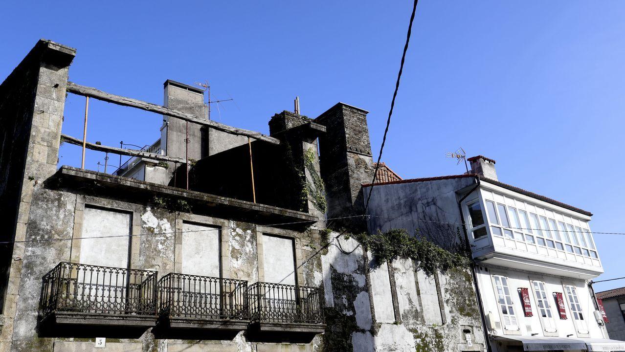 Patrimonio de la Humanidad, en ruinas