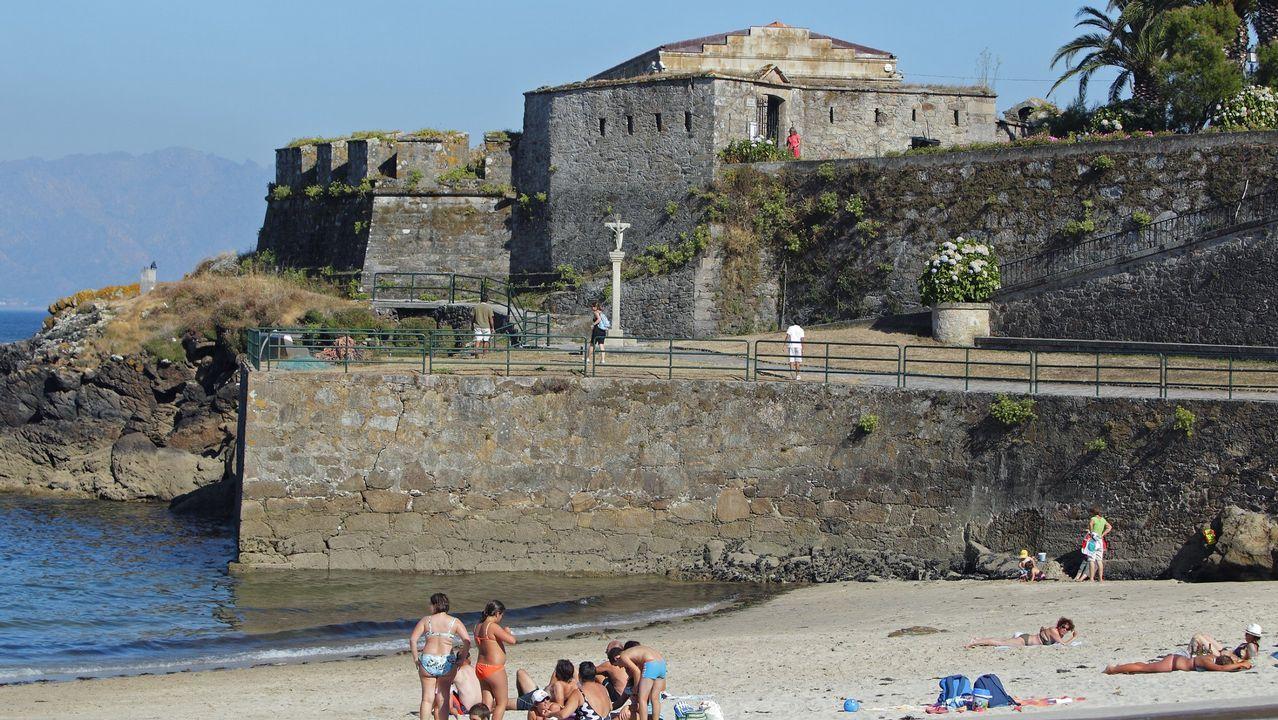 Castillo de San Carlos, Fisterra