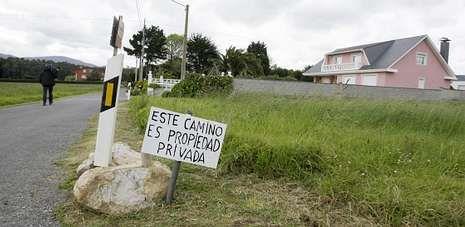La casa en la que ocurrieron los hechos está situada en el barrio de Malates, en el municipio lucense de Foz.