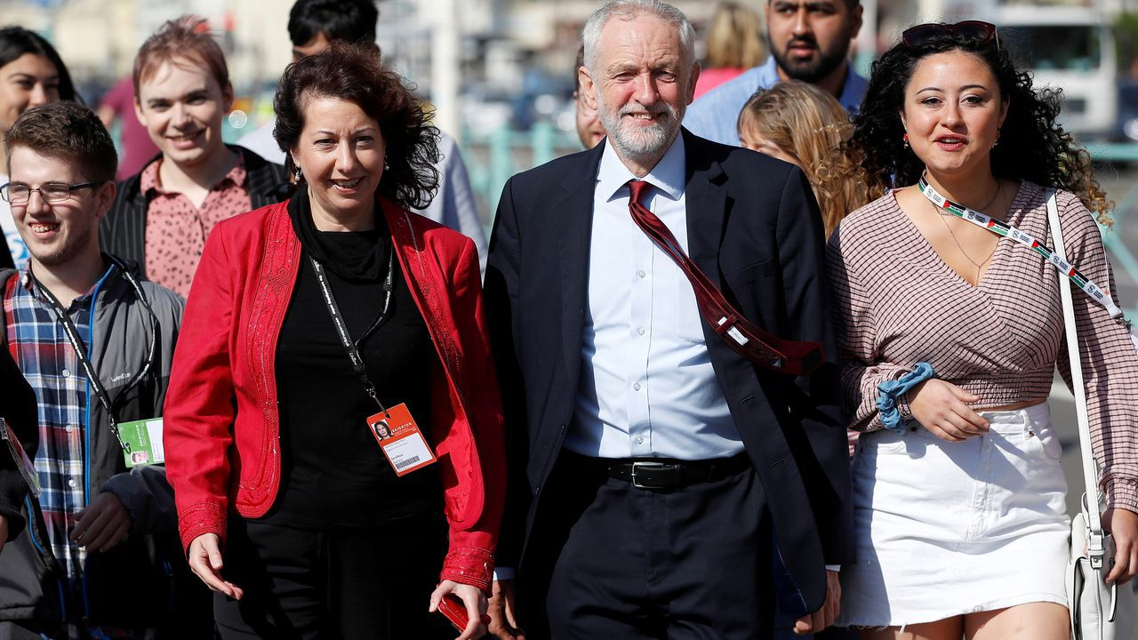 Corbyn se juega su liderazgo en el congreso abierto en Brighton