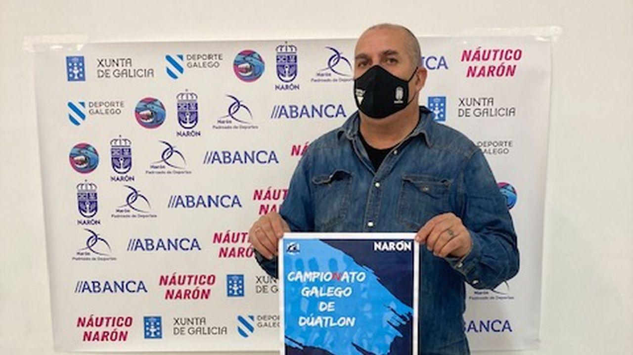 Diego Martín es el seleccionado para ser Míster Lugo en el certamen nacional.Gimnasio cerrado en A Coruña por las nuevas restricciones del coronavirus
