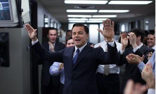 lobo_detalle.CNN mostró durante un reportaje sobre los Oscars una placa con el nombre del actor como ganador al premio a la mejor interpretación