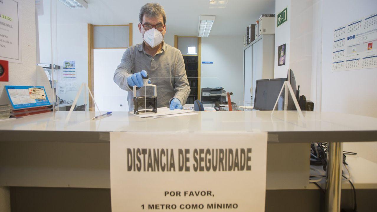 Fotografía facilitada por la Guardia Civil en el marco de la operación Domus, la mayor contra el blanqueo de capital procedente del narcotráfico en el Campo de Gibraltar