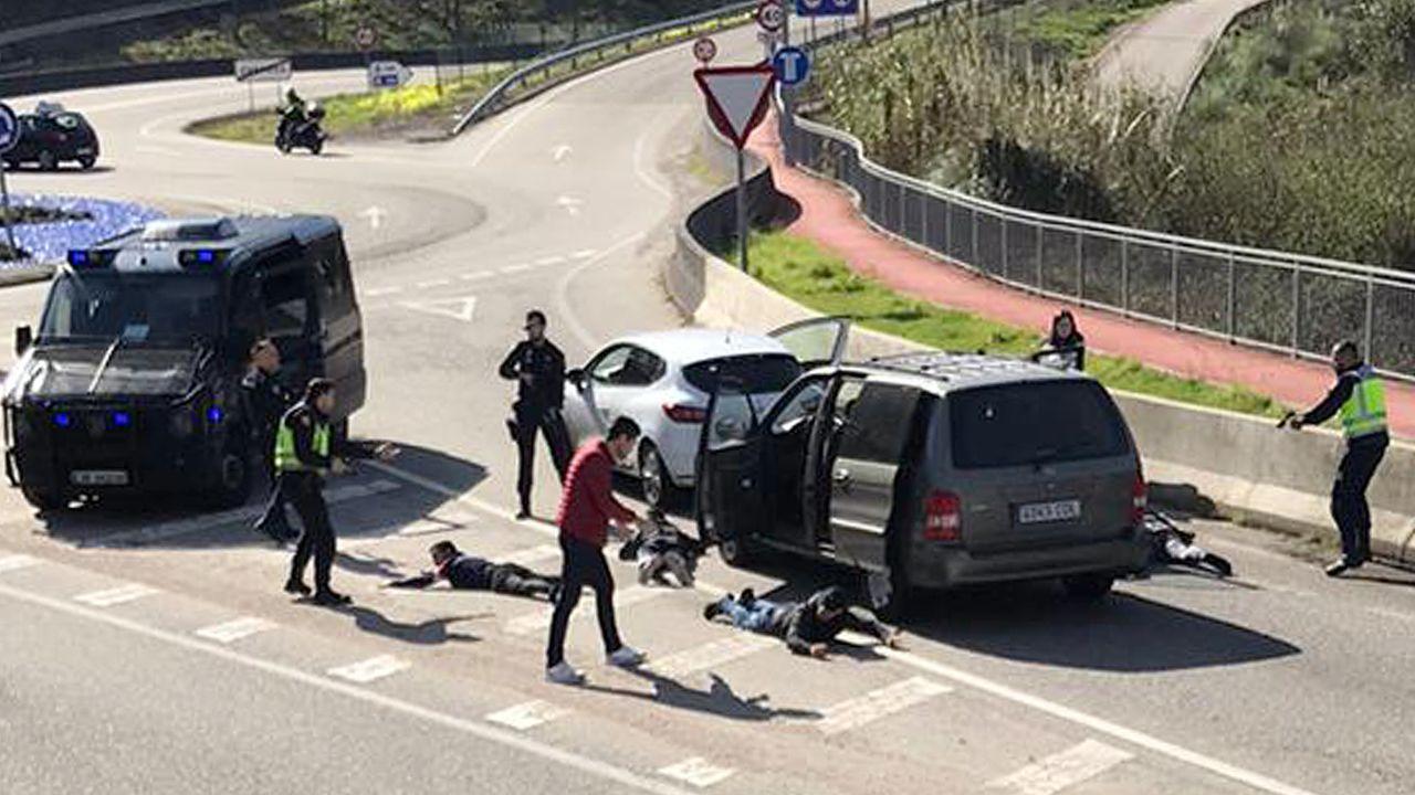 La frontera con Portugal, principal destino de los gallegos, permanecerá cerrada hasta el 1 de julio